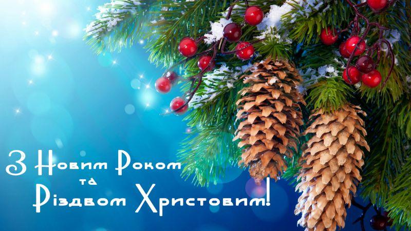 НОВОГОДНИЕ КАНИКУЛЫ !!! Поздравляем с Рождеством и Новым годом!!!