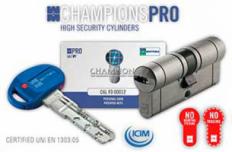Цилиндр Champions PRO 31x61; 36х56; 41х51; 46х46