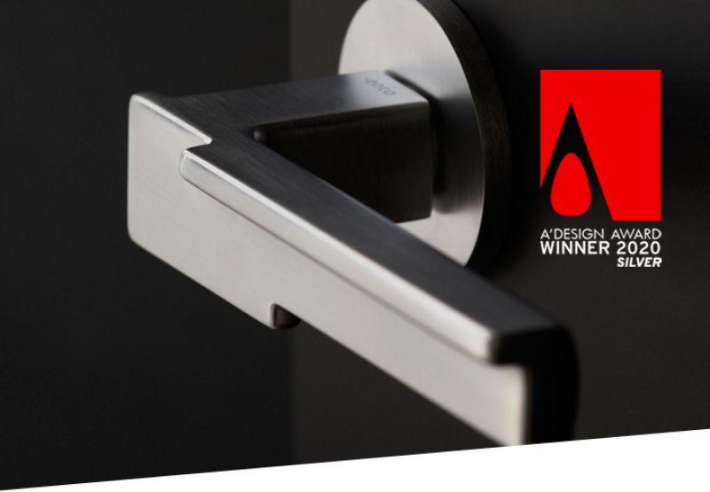 Награда для фабрики Саличе Паоло на ежегодном  A' Design Award !!!